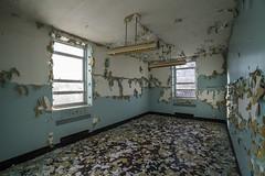 Chipped (michaelbrnd) Tags: abandoned urban exploration asylum mental hospital urbex