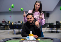 888poker WPTDS Malta High Roller Champion (World Poker Tour) Tags: 888poker wptds malta world poker tour deepstacks final table day 3