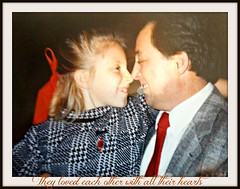 """Love You dear Nessa,"" he would say (Lynn English) Tags: john angel nessa childofgodslove beautiful happy foreverribbet"
