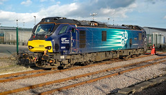 DRS - 88004 (dgh2222) Tags: class 88 88004 locomotive york uk railways