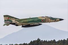 McDonnell Douglas RF-4E Kai Phantom - 41 (NickJ 1972) Tags: hyakuri air base airbase afb jasdf 2018 festival aviation airshow mcdonnelldouglas f4 kai phantom ii rf4 576907