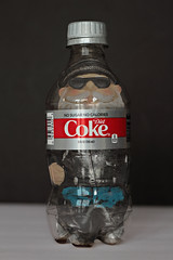 Back In The Bottle...... (Mr_Camera71) Tags: gnome gnorman coke bottle photoshop composite aedimages funny humor
