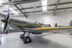 0034_20180805_Spitfire_102 (Pigdowndog.) Tags: aeroplane bigginhillairport england europe kent places spitfire transport uk bigginhill unitedkingdom gb