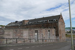 Wallace Craigie Works Dundee 2016 (10) (Royan@Flickr) Tags: 201605 wallace craigie works dundee william halley sons blackcroft landmark jute mill factory buildind demolished history 2016