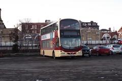 740-01 (Ian R. Simpson) Tags: yx08fxb volvo b9tl wright eclipsegemini scarboroughdistrict eyms bus 740