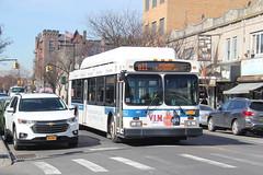 IMG_4795 (GojiMet86) Tags: mta nyc new york city bus buses 2012 c40lf cng 361 b6 avenue j east 13th street