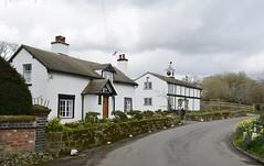 Brook Lodge 170319_DSC3306 (Leslie Platt) Tags: exposureadjusted straightened cropped cheshirewestchester huxley hoofield hoofieldlane brooklodge