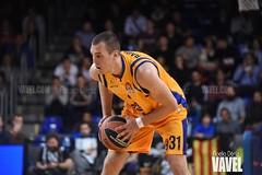 DSC_0201 (VAVEL España (www.vavel.com)) Tags: fcb barcelona barça basket baloncesto canasta palau blaugrana euroliga granca amarillo azulgrana canarias culé