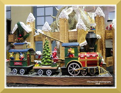 FELIZ NAVIDAD 2018 // MERRY CHRISTMAS 2018 (fernanchel) Tags: tren treno train navidad 2018 gimp