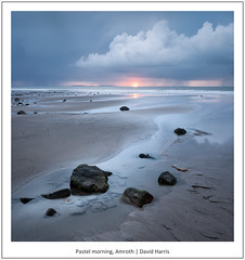 Pastel morning, Amroth (mistymornings99) Tags: slovenia beach coast amrothpembrokeshire pembrokeshire