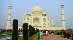 Taj Mahal, Agra, India (Parmanand Sharma) Tags: agra taj mahal india wonders