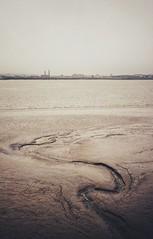 (Pea Jay How) Tags: liverpool landscape mud tide birkenhead merseyside mersey river