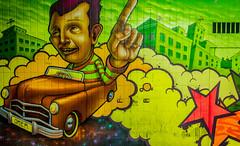 Mural garaje 2 (Garimba Rekords) Tags: mural murales arteurbano vitoria gasteiz vitoriagasteiz eh euskadi euskalherria basque country pais vasco araba álava garaje