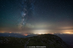 (C.H.Diegel Photography) Tags: mountain mountains mountmansfield milkyway astrophotography longtrail landscape landscapephotography hiking hikevermont hike hikenewengland thruhiking