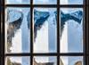 Frosty Window (Bob G. Bell) Tags: frost window cold frosty frostywindow glass door windowpane weather bobbell nikon d750