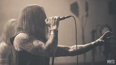 Amorphis - live in Kraków 2019 fot. Łukasz MNTS Miętka-20
