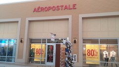 It feels like the first time... (except, not really) (Retail Retell) Tags: aéropostale aero reopening closing store closure liquidation southaven ms towne center desoto county retail tanger outlets outlet mall memphis
