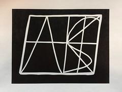 Live in a moment_Ela hetkes 2018 Aleksandr Osvald August von Turro-Lebardov EKA52(1) G9(1) 29.10.2018 2018-74(1) (aleksandroavtl) Tags: live moment ela hetkes liveinamoment elahetkes printmaking graphics graphicart blackandwhite art contemporaryart artwork visualart estonia аъ graphic