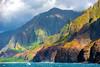 Kauai Napali Coast (Jeffrey Bos) Tags: hawaii nationalpark kauai nature mountains colors napali coast coastline sea