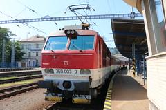 2015-08-29, ZSSK, Bratislava Hlavná Stanica (Fototak) Tags: eisenbahn treno train railway bratislava slovakia zssk 350003