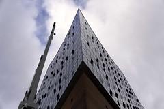 Looking Up at Elbphilharmonie (Dragonsilk) Tags: elbphilharmonie hamburg germany concert archtecture
