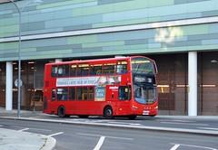 VW1189 LK11CXZ (PD3.) Tags: white city shepherds bush westfield london shops shopping centre bus buses station england uk metroline volvo wright vw1189 vw 1189 lk11cxz lk11 cxz