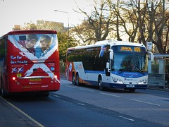 Stagecoach In Fife 54507 (YX18LHT) - 17-01-19 (peter_b2008) Tags: stagecoachgroup stagecoachinfife volvo b8rle plaxton pantherle 54507 yx18lht buses coaches transport buspictures