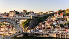 Porto (drasphotography) Tags: porto portugal douro bridge city cityscape brücke urban drasphotography nikkor2470mmf28 d810 travel travelphotography reise reisefotografie stadt stadtansicht città