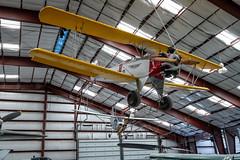Fleet Model 2 Biplane Trainer (Serendigity) Tags: arizona fleet model2 pimaairspacemuseum trainer tucson usa unitedstates aircraft aviation biplane hangar indoors museum unitedstatesofamerica
