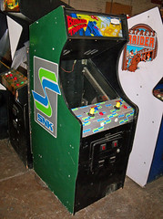 TN Smyrna - Bermuda Triangle (scottamus) Tags: classic arcade video game cabinet smyrna tennessee gamegalaxyarcade bermudatriangle snk 1987