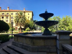 A perfect place to relax (__ PeterCH51 __) Tags: hotel palazzomontecasino fourways johannesburg southafrica za garden beautifulview park fountain relax luxury relaxing gauteng iphone peterch51 holidays vacations waterfountain