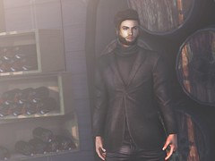 The Finest (Mira Bellflower {Photographer}) Tags: secondlife shadows shading photoshop ps photo photography photos editing edit client male beards backdrop backdropcity background bento