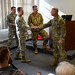 Chief Master Sgt. Kevin Travis Retirement Ceremony