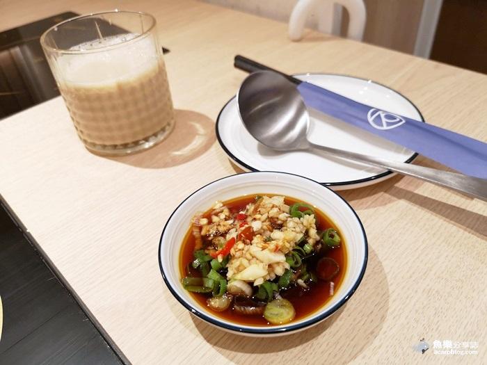 【台北信義】石研室石頭火鍋|豆漿紅茶喝到飽|微風南山美食 @魚樂分享誌