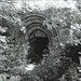 La fontaine des Cordeliers.  Mirepoix, Ariège, France. (Korona View 5x7, Ilford FP4+)
