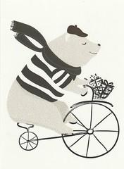 Bicycle / Bear (Tweeling17) Tags: bicycle teddybears