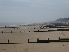 UK - Essex - Near Frinton-on-Sea - Beach (JulesFoto) Tags: uk england essex ramblershikeessex tendringpeninsula frintononsea beach
