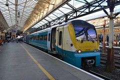 Arriva Trains Wales Coradia 175113 (Will Swain) Tags: stafford 5th august 2018 train trains rail railway railways transport travel uk britain vehicle vehicles england english europe cheshire north west south county arriva wales coradia 175113 class 175 113 crewe station