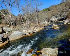 Río Moros, Segovia. (Airbeluga) Tags: paisajes segovia nature naturaleza delarisca castillaleón senderismo españa sendcerrocaloco
