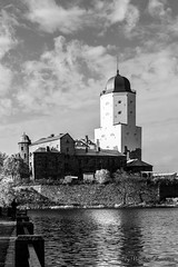 Castello di Vyborg (Vinci71) Tags: russia vyborg castello castle fortress fortezza medioevo middle ages россия выборг крепост