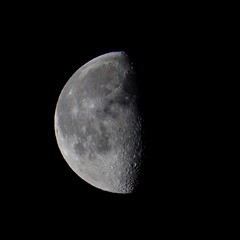 Moon. Age 20 days 7 hours 49 min (alexpta) Tags: astronomy luna astrophotography moon