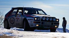 Lancia Delta Integrale Evo 1, 1992 (Oliver Zillich) Tags: lanciadeltaintegraleevo1 lancia rally classiccar