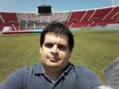 Mi visita al #EstadioNacional (28/12/2018) #EstadioNacional80 (hernánpatriciovegaberardi (1)) Tags: estadio nacional julio martínez prádanos 28 diciembre 2018 80 años ñuñoa santiago chile hernán patricio vega berardi selfie