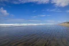 Not quite 90 miles (Sarah Fraser63) Tags: newzealand nz 90milebeach beach shore sand water sea sky blue sonya77
