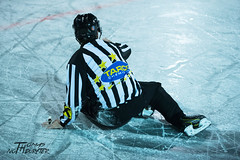 Eishockey UEC Leisach vs. EC Virgen