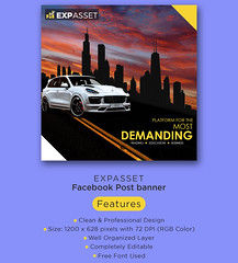 Facebook Post or Ad Design (snap_shiblu) Tags: realestate broker corporate business bulding construction car cab taxi auto automobile rental rent photoshop template web banner post ad advertise advertisement vehicle facebook timeline creative professional clean