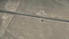 Aerial view on the Nazca site (Chemose) Tags: géoglyphe geoglyph aérien aerial vue main hand arbre tree lézard lizrd nazca precolumbian précolombien pérou peru avril april sony ilce7m2 alpha7ii