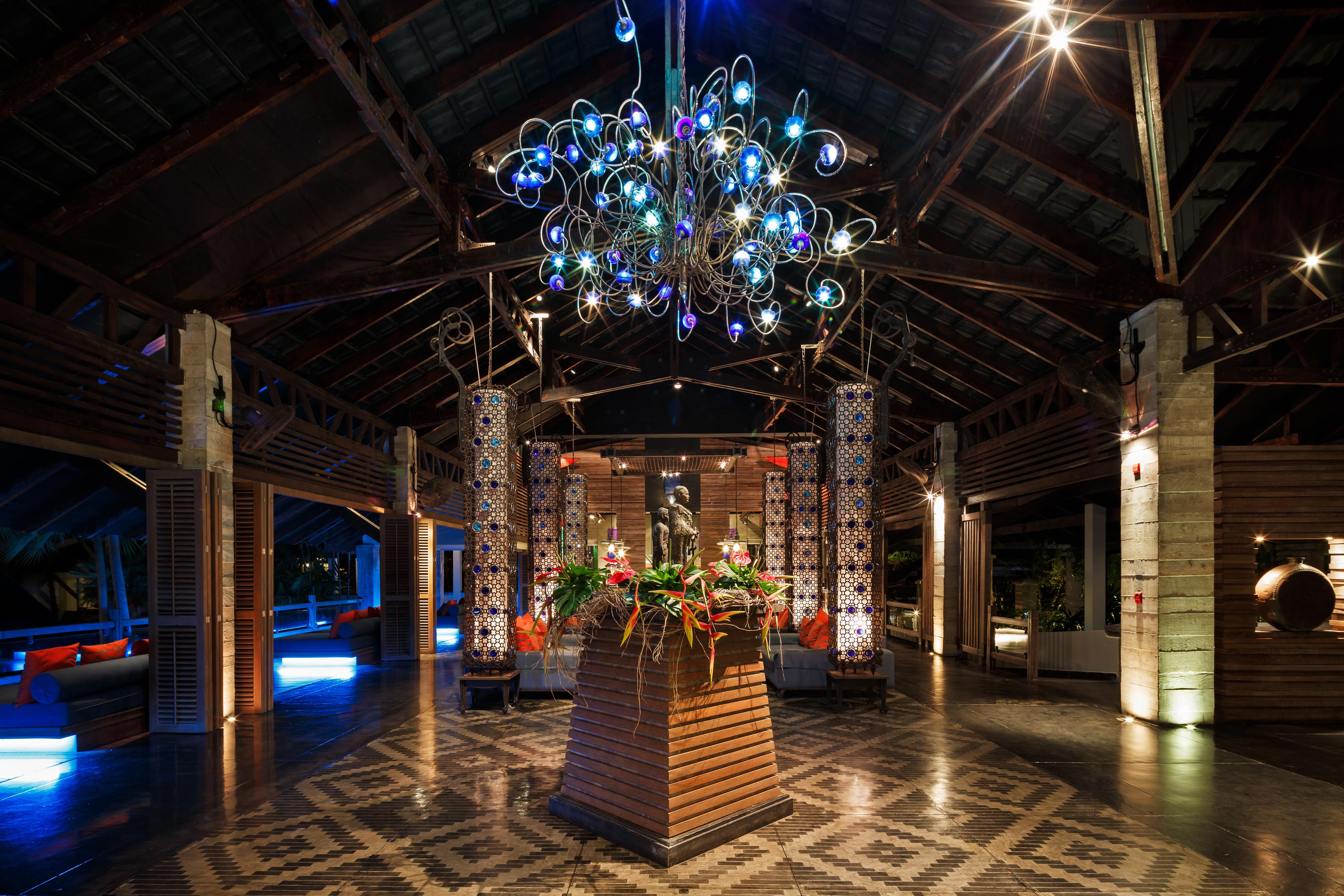 Lobby Design Night