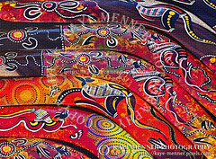 Colorful Aboriginal Art by Kaye Menner (Kaye Menner) Tags: colorfulaboriginalart aboriginalart boomerang boomerangs boomerangart abstract painted paintedboomerangs colorful indigenousart indigenousdesign australianindigenousart boomerangdisplay photography kayemennerphotography kayemenner design aboriginaldesign aboriginal indigenous australianart art weapon flyingweapon wood timber airfoil stick huntingsticks bright shapes colors animals painting kayemennermiscellaneous kayemennerabstract