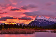 What can I say (NUNZG) Tags: mountains landscape nature banff national park alberta sun clouds canadian rockies